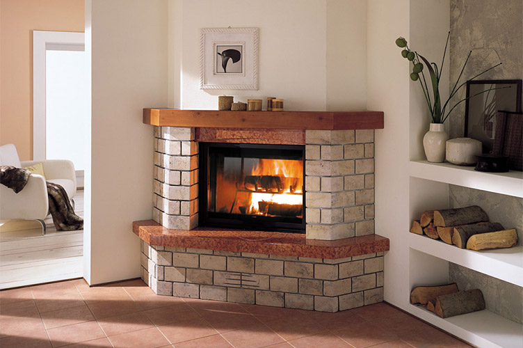 Ceramic Fireplace Glass